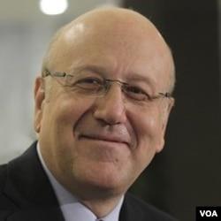 Najib Mikati, calon dukungan Hizbullah, berhasil meraih dukungan mayoritas dari parlemen Lebanon.