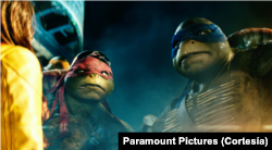 Teenage Mutant Ninja Turtles - Paramount Pictures