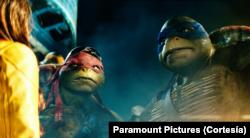Teenage Mutant Ninja Turtles - Paramount Pictures