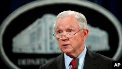 ABŞ-ın baş prokuroru Ceff Seşşins
