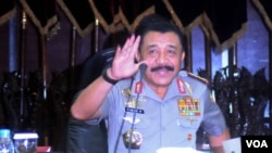 Kapolri Jenderal Polisi Timur Pradopo (VOA/Andylala)