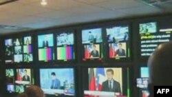 Çin dövlət telekanalı beynəlxalq təsirini artırmağa çalışır (VİDEO)