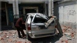 زمین لرزه ۶ ریشتری در اندونزی
