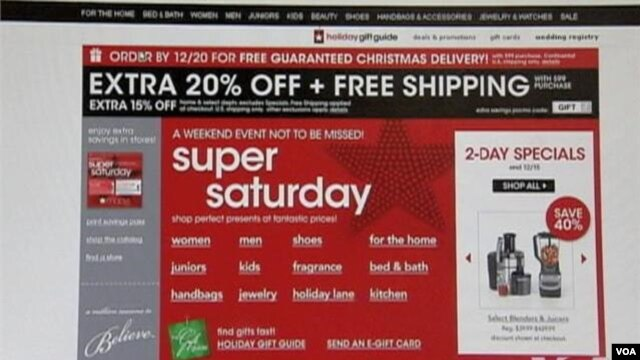 E-Commerce Challenges Traditional Stores