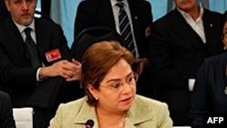 Bộ trưởng Ngoại giao Mexico Patricia Espinosa đưa ra một thông cáo mô tả quyết định của vị thẩm phán liên bang Mỹ là một bước đi đúng hướng