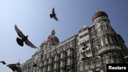 ممبئی حملے کے دوران زد میں آنے والا تاج محل ہوٹل