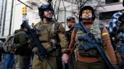 VOA: Miles protestan en Virginia por derecho a poseer armas Actualización