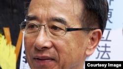 香港立法会议员田北俊(资料照)