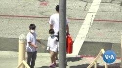 California Community Shows Support for Unaccompanied Migrant Children