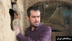 صحنه ای از خانه پدری ساخته کیانوش عیاری با بازی شهاب حسینی