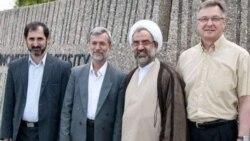 دیدار پشت درهای بسته یک گروه مسیحی با روحانیون موسسه آموزشی پژوهشی امام خمینی در کانادا