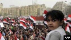 Mısırlılar İsrail'le Yapılan Barış Anlaşmasının İptalini İstiyor