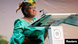 Ngozi Okonjo-Iweala ministar Ma'aikatar Kudin Najeriya
