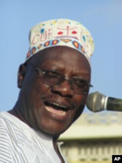 Professa Ibrahim Lipumba, kiongozi wa chama cha CUF