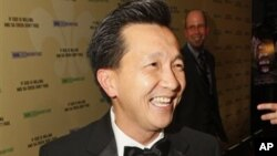 "Rep. Joseph Cao, subject of a new documentary ""Mr. Cao Goes to Washington"" by filmmaker Leo Chiang."
