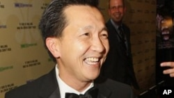 Cựu dân biểu Cao Quang Ánh (Joseph Cao).