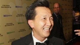 "Rep. Joseph Cao, subject of a new documentary  ""Mr. Cao Goes to Washington"" by filmmaker Leo Chiang."