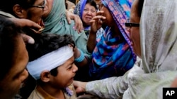 Dete povređeno u napadu u Lahoreu