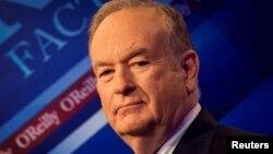 بیل اورایلی مجری The O'Reilly Factor یکی از پر بیننده ترین برنامه های شبکه خبری فاکس بود