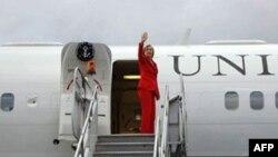Хиллари Клинтон отправляется в турне по Азиатско-тихоокеанскому региону.