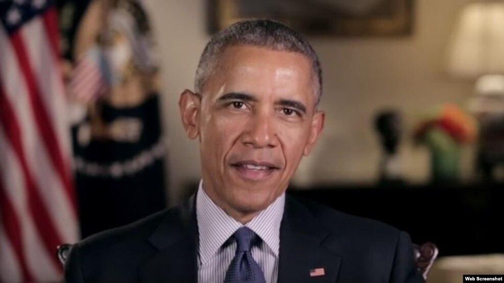 Obamadan Analar günü mesajı-