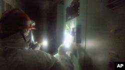 Двајца работници од Фукушима завршија во болница