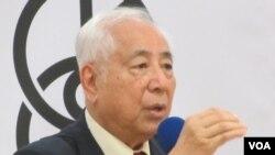 台灣前駐日本代表許世楷