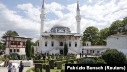 Salah satu masjid di kota Berlin, Jerman (foto: ilustrasi).