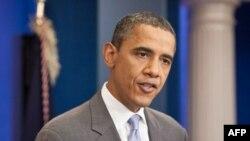 Tổng thống Obama ca ngợi các nhà làm luật, ông nói rằng người dân Mỹ không thể để cho chính trị tại Washington tác hại đến sự phục hồi kinh tế của đất nước