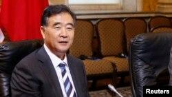 نائب چینی وزیراعظم (فائل فوٹو)