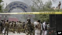 اس گروپ پر حالیہ مہینوں میں افغانستان میں بڑے دہشت گردانہ حملوں میں ملوث ہونے کا الزام بھی ہے۔