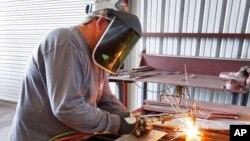 La producción manufacturera creció solo 0,1% en setiembre después de haber subido 0,5 en agosto.