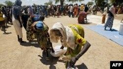 Phúc trình cảnh báo con số người đói có thể tăng gấp đôi do giá thực phẩm cao và người dân phải di tản vì tình trạng xung đột tại nhiều khu vực ở Sudan
