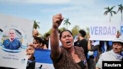 """El 18 de junio se vence el plazo para la liberación definitiva y anulación de juicios de todos los """"presos políticos"""" detenidos en el marco de las protestas antigubernamentales, según acuerdos firmados por el gobierno y la oposición."""