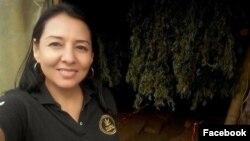 Mónica Berenice Blanco Sossa, de 47 años, era coordinadora del Tour de la Marihuana, en el área del Cauca.