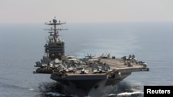 L'USS Abraham Lincoln
