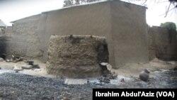 Wuraren da hare-hare ya shafa a harin da 'yan bindiga suka kai a Adamawa, Fabrairu 4, 2014