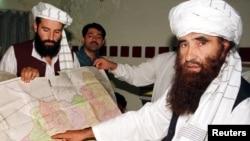 جلال الدین حقانی در زمان طالبان وزیر قبایل و سرحدات بود