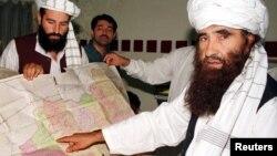 Полевые командиры афганского Талибана (архивное фото)