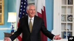 AQSh Davlat kotibi Reks Tillerson