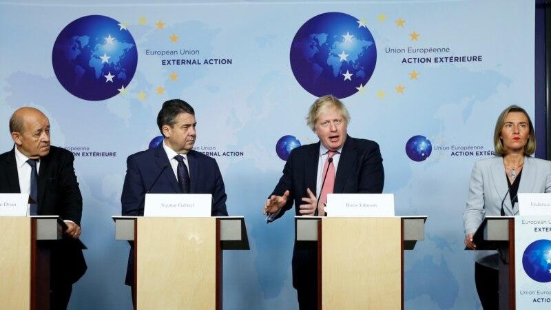 ایران کے ساتھ جوہری سمجھوتا برقرار رکھا جائے: یورپی سفارت کار