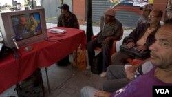 """""""La información pertenece al pueblo"""" declaró Julio Muñoz, director ejecutivo de la Sociedad Interamericana de Prensa (SIP)."""