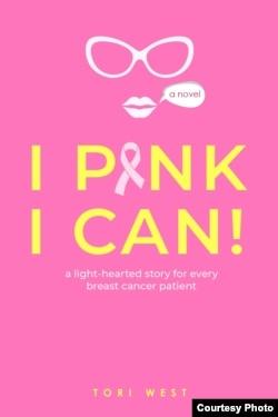 "Sampul depan novel ""I Pink, I Can!"" karya Naturi Isherdianto di Florida (dok: Naturi Isherdianto)"