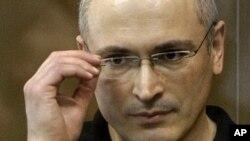 Михаил Ходорковский. Архивное фото.