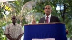 «میشل مارتلی» یکی از نامزدهای انتخابات ریاست جمهوری هائیتی