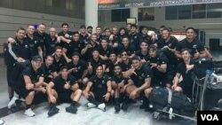 მსოფლიო ჩემპიონატის ერთ-ერთი ფავორიტი ახალი ზელანდია, Baby All Black