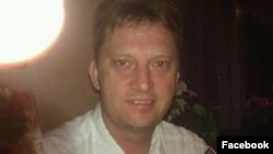 Michael R. White, veteran AL Amerika yang ditahan oleh Iran