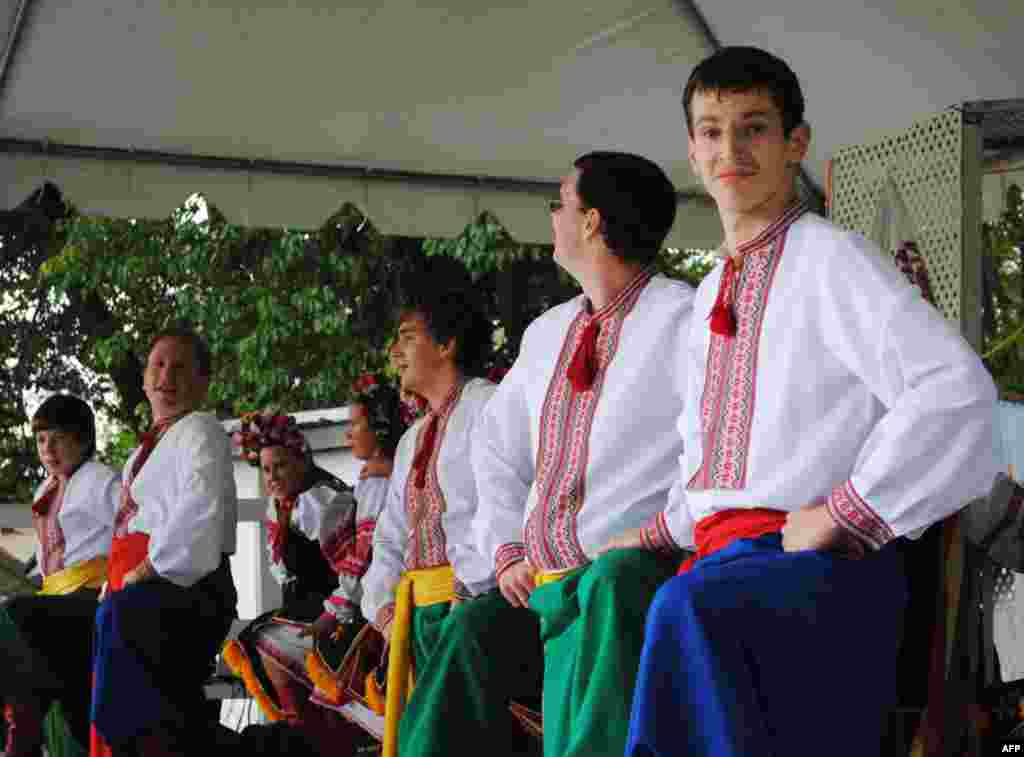 У передмісті столичного Вашингтона пройшов дев'ятий Український фестиваль