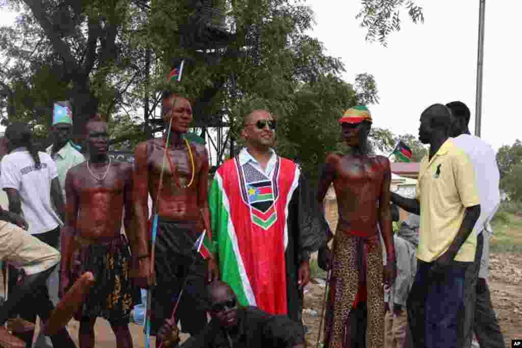Sawirro: Xafladdaha Xornimada Koonfurta Sudan