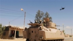 Despite Crackdown, Sinai Security Remains Elusive